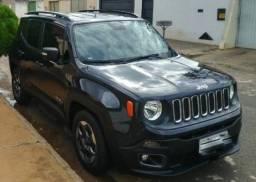 Vende jeep Renegade em ótimo estado