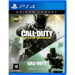 Cod infinite warfare ps4 novinho