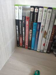 Jogos PS3 XBOX 360 PS2