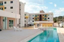 Apartamento com 3 dormitórios à venda, 70 m² por R$ 318.000,00 - Morros - Teresina/PI