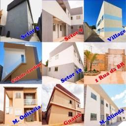 Aguas Lindas Apartamento até 100% Financiado