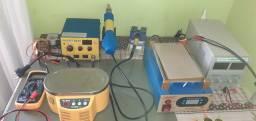 Equipamentos de assistência técnica