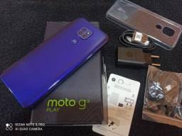 Moto G9 play nunca usado