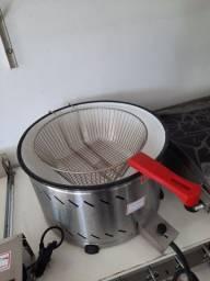 Fritadeira a gás 7,5 litros NOVA