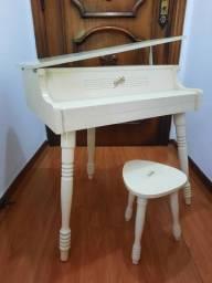 Piano Infantil Branco Amadeus - Hering