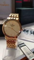 Relógio Champion Feminino com Visor Espelhado