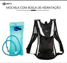 Mochila Hidratação 2 Litros Térmica  Para Bike