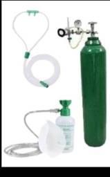 Aluguel de equipamentos para oxigenação.