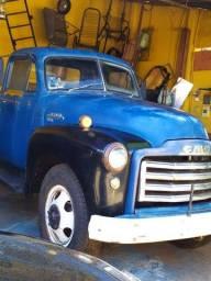 Caminhão gmc 1951 relíquia