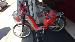Bicicleta Elétrica Motorizada