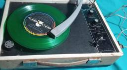 Toca Disco Sonata Nipon Entrada Mic