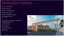 Altos do Maguary-R$ 136.900 -Lançamento-Ananindeua-2 quartos-Casa Verde Amarela