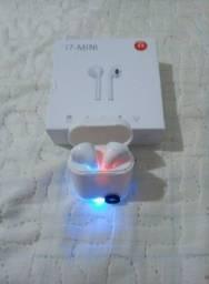 Fone de ouvido sem fio - I7 MINI