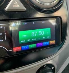 Rádio Automotivo MP5 Bluetooth Touch Screen
