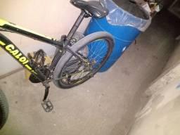 Bicicleta Caloi aro 29 freio a disco