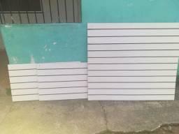 Painel Canaletado 3 peças