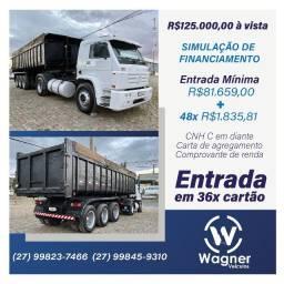 Conjunto Titan 18-310+Caçamba Wagner Veículos
