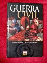 Marvel Deluxe - Guerra Civil (usado)