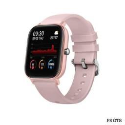 ?Smartwatch P8 Gts® - Queima de estoque! (Original e com 3 meses de garantia)