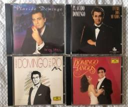 CDs Plácido Domingos