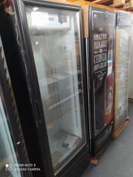 Cervejeira porta de vidro 454L - pronta entrega / garantia de 1 ano