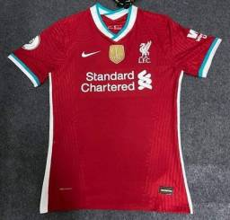 Camisa Liverpool 2021