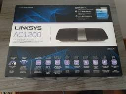Roteador Linksys Cisco EA6200 AC1200 Dual Band 5Ghz WiFi Smart
