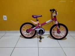 Bicicleta infantil femenina