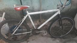 Bicicleta aro 26 de alumínio completa