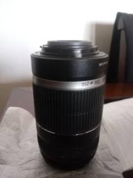 Lente mini teleobjetiva Canon