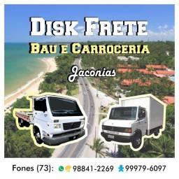 Disk Frete BA - Porto Seguro e Região