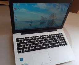 Notebook Asus 15 polegadas
