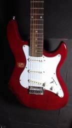 Guitarra stratocaster strinberg (com capa)