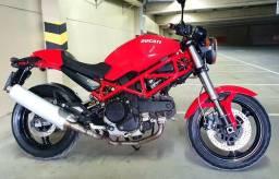Título do anúncio: Ducati Monster 695 na cor Vermelho Rosso GP