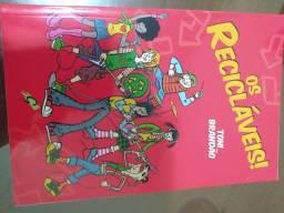 Livro paradidático Os Recicláveis