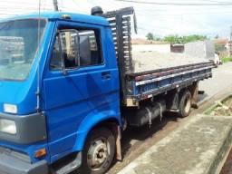 Caminhão volkswagen 99, vendo ou troco por trator com pneu