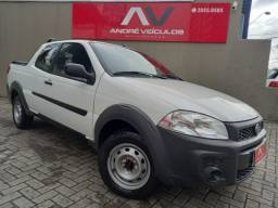 Fiat strada 2020 1.4 mpi hard working cd 8v flex 3p manual