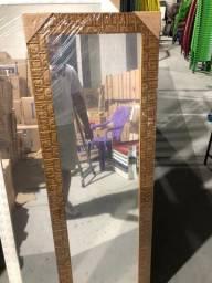 Espelho 1,50 x 0,50 metros