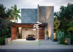 Excelente Casa Localizada no Condomínio Jardim América - 204m², 4 suítes