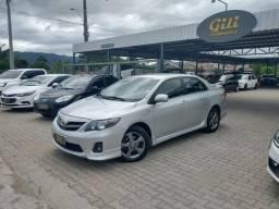 Toyota Corolla XRS Ano 2014 AT Carro Impecável