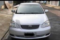 Corolla 1.6 XLI  16V manual 2007/08