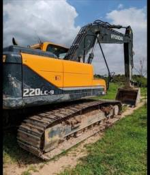 Planos para aquisição de maquinário pesado em geral