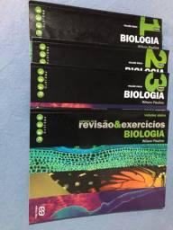 Livro Biologia ensino médio