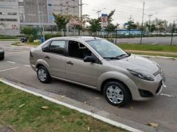 Revisado - Fiesta 1.6 Sedan 2011 - Baixa KM