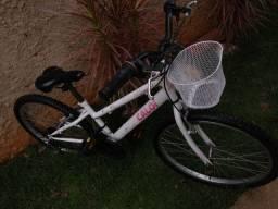 Bicicleta Infantil Caloi Comfort aro 24, 21 marchas, pneus bons! Passo cartão!