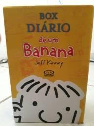 Box Diário de um Banana 7 volumes