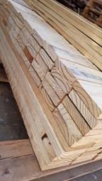Ripas de madeira (tábua)
