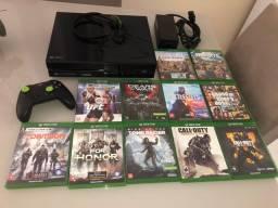 Vendoo  Xbox one 500gb + 11 jogos