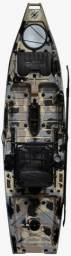Caiaque IRON + Pedal Power Drive + Brinde