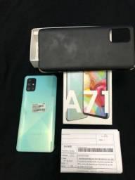 Samsung A71 (venda ou trocar)